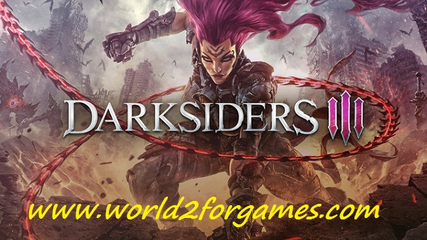 Free Download Darksiders III