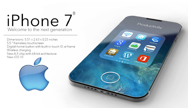 Apple iPhone 7 Specifications Key Features Price Images