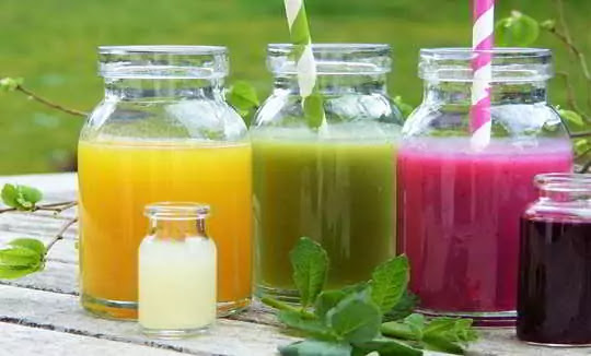 These 5 Fruits And Vegetable Juices Will Boost Your Immunity.