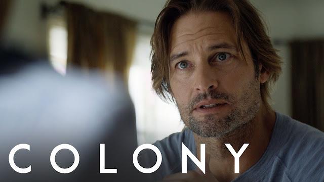 colony konusu