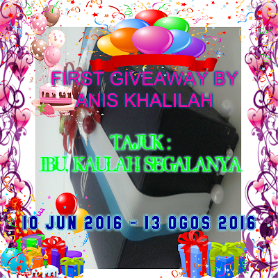 http://akhalilah.blogspot.my/2016/06/first-giveaway-by-anis-khalilah.html