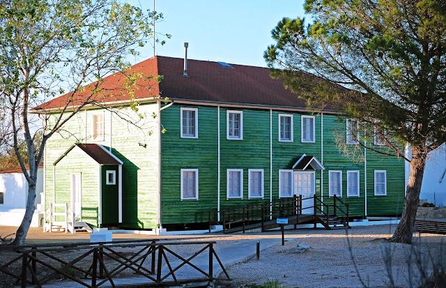 Casa de Fusta, Delta del Ebro