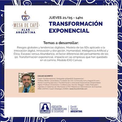 #Entrevista Cambios de paradigma en la transformación exponencial