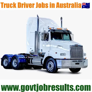 Truck Driving Jobs in Australia 2020