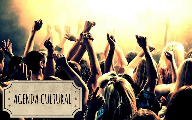 AGENDA CULTURAL: Saiba o que fazer este fim de semana