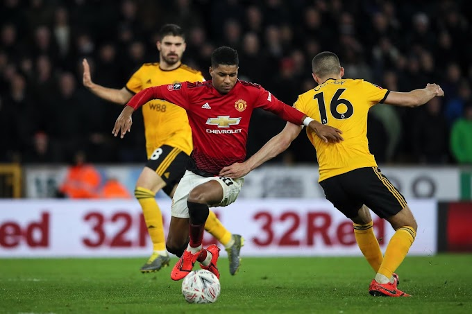 Wolverhampton vs Manchester  United Football Preview and Predictions 2021