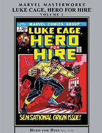 Marvel Masterworks: Luke Cage, Hero For Hire