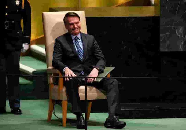 """¡VAYA LOCO! Bolsonaro dice que la Amazonía no es ningún """"patrimonio de la humanidad"""""""