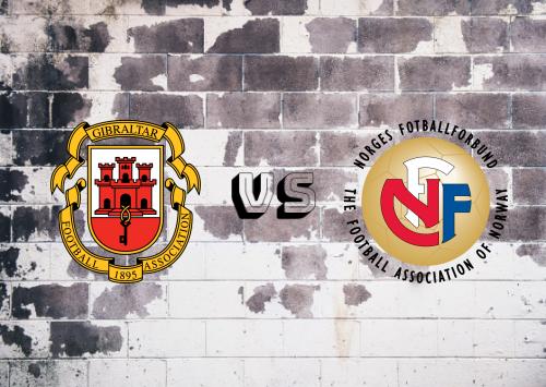 Gibraltar vs Noruega  Resumen