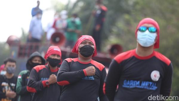 May Day! 50 Ribu Buruh Gelar Aksi Besar-besaran Hari Ini