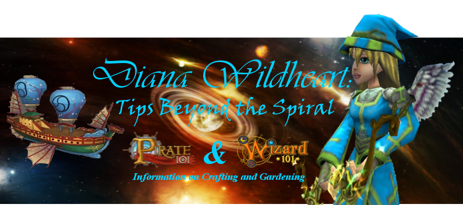 Diana Wildheart: Tips Beyond the Spiral!