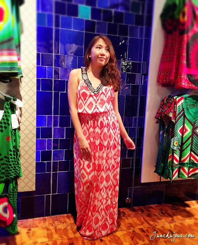 Discovering new style destinations @ Orchard Central ...