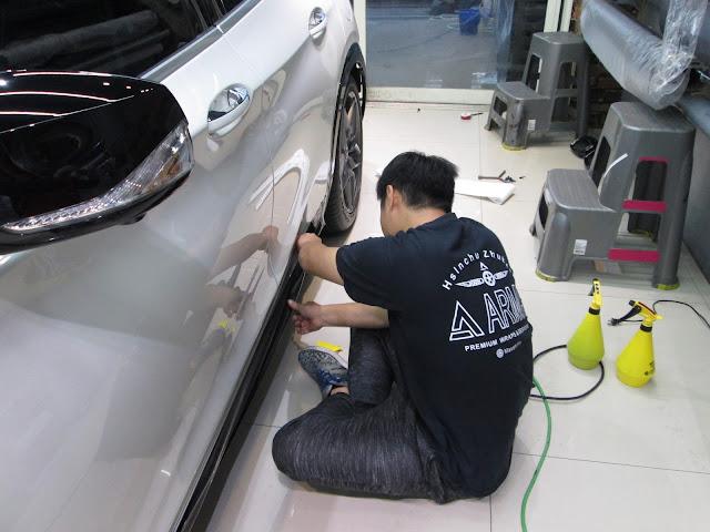 ARMS亞墨斯 車體覆膜&藝術規劃- 車體創意貼膜-新竹 竹北 店  3M 1080車貼專用膠膜、車身線條設計、內裝修復、大燈改色、車身保護、創意彩貼  車體創意貼膜-新竹車體包膜是升級車輛外觀的專業店家。