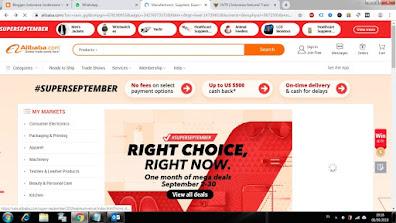 Bagaimana Cara Import Barang Dan Beli Barang Di Alibaba, AliExpress China? Hati Hati,Simple,Murah dan Mudah