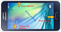 Hard Reset Samsung Galaxy A3 (A300F)