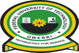 FUTO 500L Student ID Card Data Capturing schedule 2017