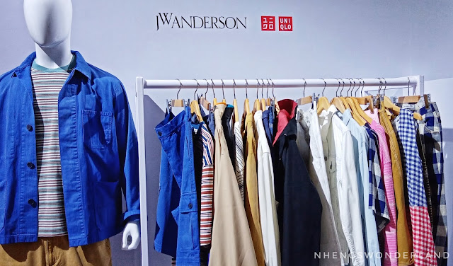 UNIQLO JW Anderson collection