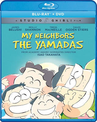 My Neighbors the Yamada on US Blu-Ray