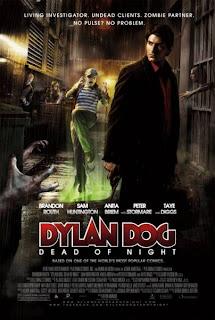 Póster Dylan Dog y los muertos de la noche