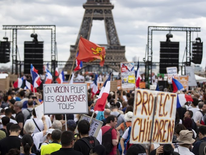 Antisemitism Pollutes The Streets In Paris