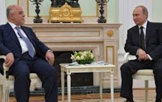الإعلان عن استعداد موسكو لتقديم مساعدات عسكرية للعراق