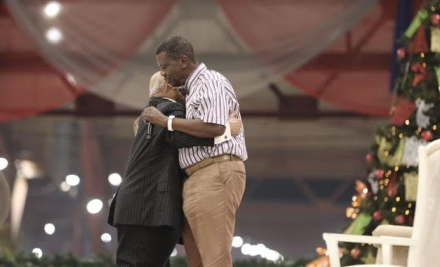Adeboye Donates 60% Of His Income To Charity - Visiting US Pastor