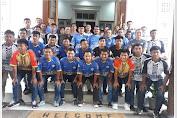Tim Persigar Dilepas Wabup Helmi Budiman Untuk Berlaga di Liga 3