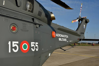 Italian Air Force delivery HH139B