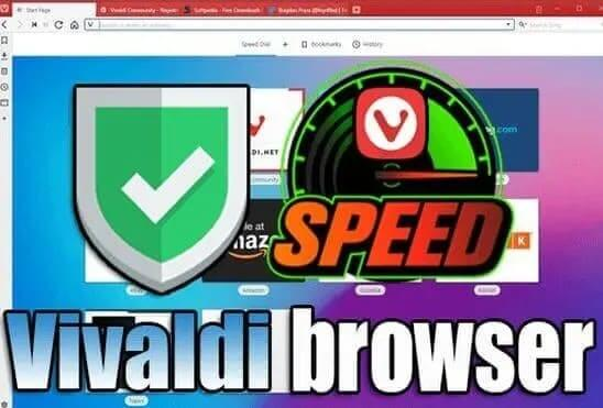 تحميل متصفح الانترنت السريع Vivaldi 3.1.1929.45 اخر اصدار محدث دائما
