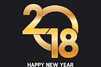 Gambar Tahun Baru 2018 - 30
