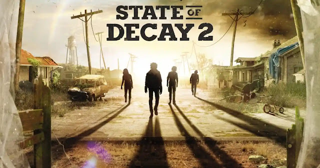State of Decay 2 (2018) best zombie games, best zombie survival games, the best zombie game,zombie games and best zombie games ever.