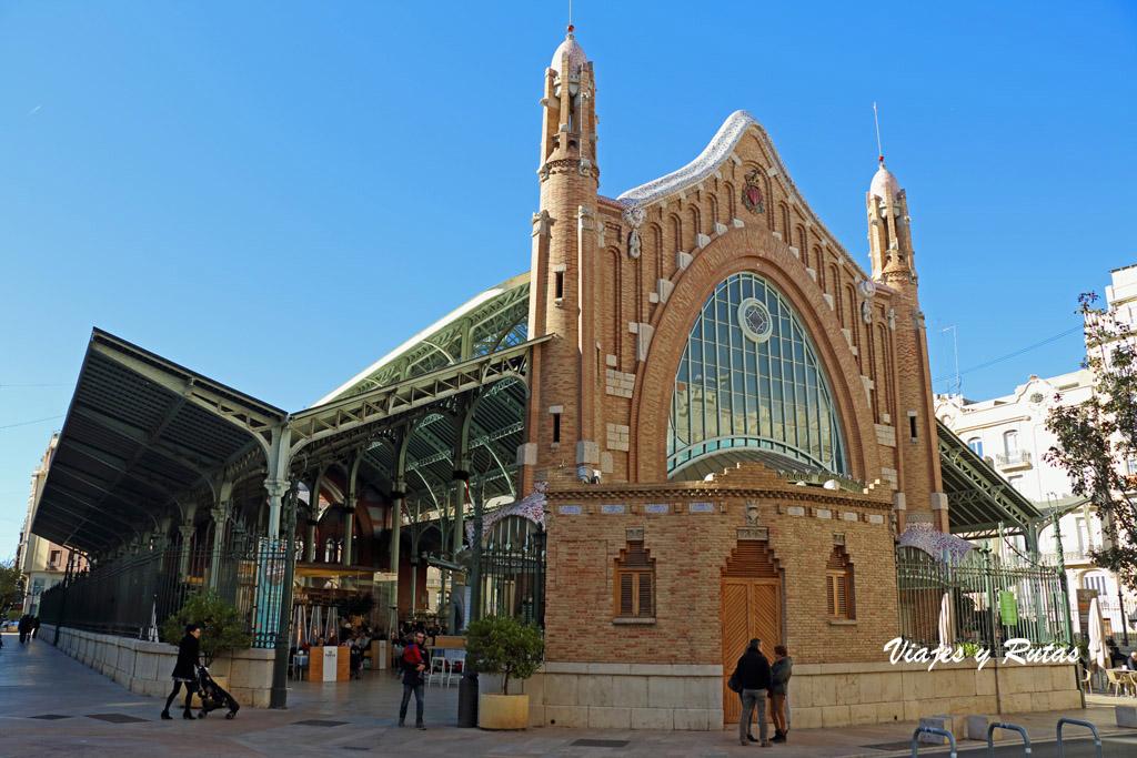 Mercado Colón de Valencia