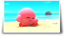 Kirby et le monde oublié sur switch