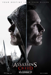 Assassin's Creed (2016) Full Movie In Dual Audio 480p 720p Bluray