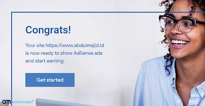 pengalaman mendaftar google adsense