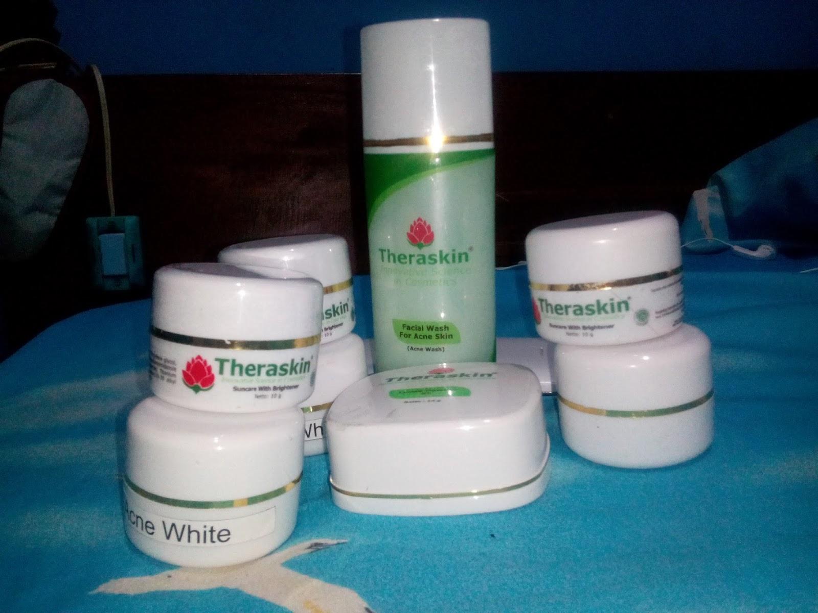 Relationship Review Theraskin Skincare Sabun Wajah Muka Facial Wash Normal