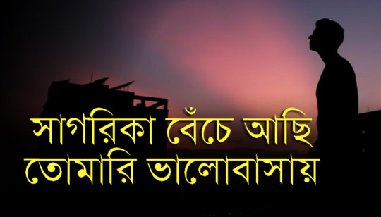 Sagarika by Ayub Bachchu & Kanak Chapa Cover by Mahtim Shakib
