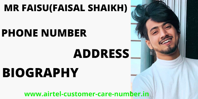 Tiktok Star Mr faisu Phone Number , Whatsapp Number, House Address, Email Id, Website And More