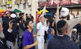 """Питання Дня: Вам подобається така Умань? – Як """"проїздні"""" євреї сьогодні поводили себе в Україні"""