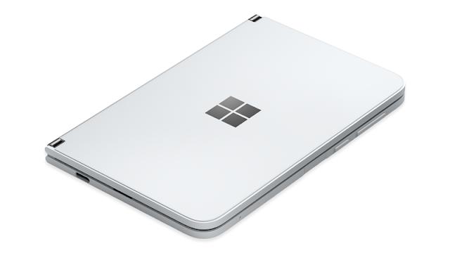 تسريب يُظهر لنا الواجهة الخلفية مع كاميرا ثلاثية لجهاز Surface Duo 2 من مايكروسوفت