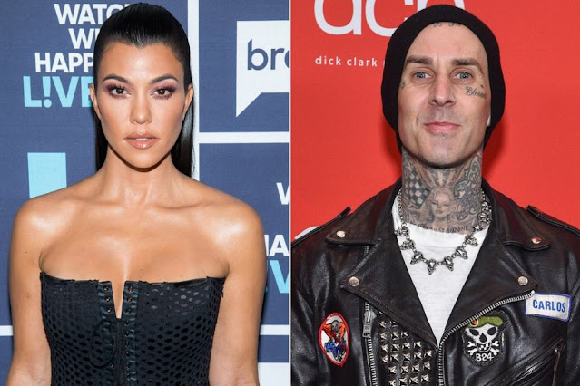 Kourtney Kardashian and Travis Barker are dating each other after years of rumors