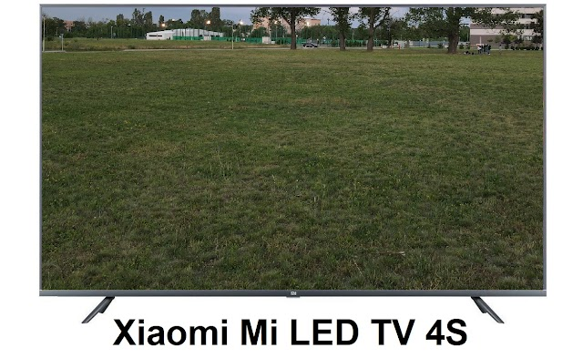 Xiaomi Mi LED TV 4S 55-inch