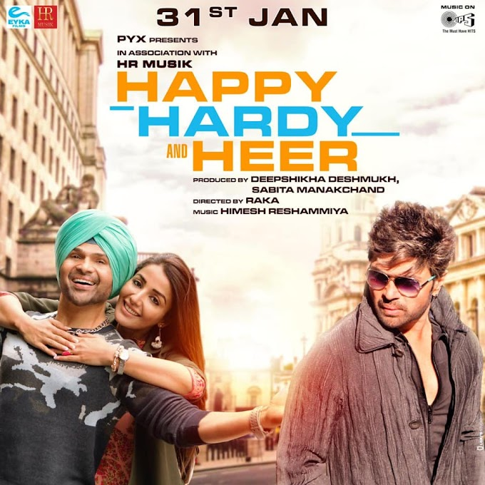 Happy Hardy And Heer (2020) Hindi Movie 720p Pre-DVDRip x264 [1.2GB]