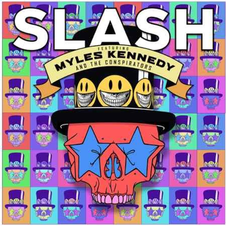 "SLASH FT. MYLES KENNEDY & THE CONSPIRATORS: Ακούστε το νέο κομμάτι ""My Antidote"""
