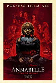 Movie: Annabelle Comes Home – HD Category: Hollywood Description: While babysitting the daughter of Ed and Lorraine Warren, a teenager and her friend unknowingly awaken an evil spirit trapped in a doll. Length: 1:39 Hrs Downloads: 243 Total Parts: 1 ————————————————————————————————————————- Download Movie ————————————————————————————————————————- Download Mp4: Annabelle Comes Home Movie