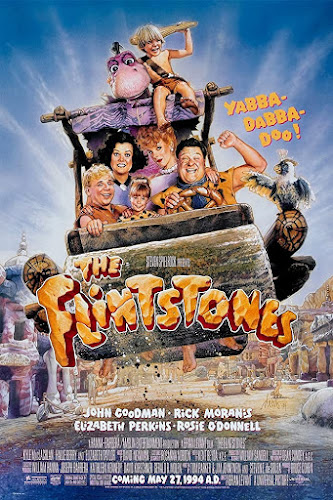 The Flintstones (BRRip 720p Dual Latino / Ingles) (1994)
