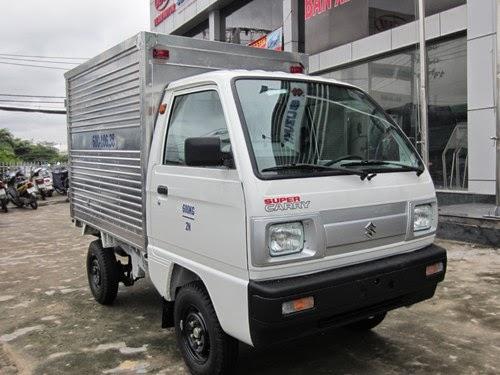 mua xe tải Suzuki ở đâu ảnh số 8