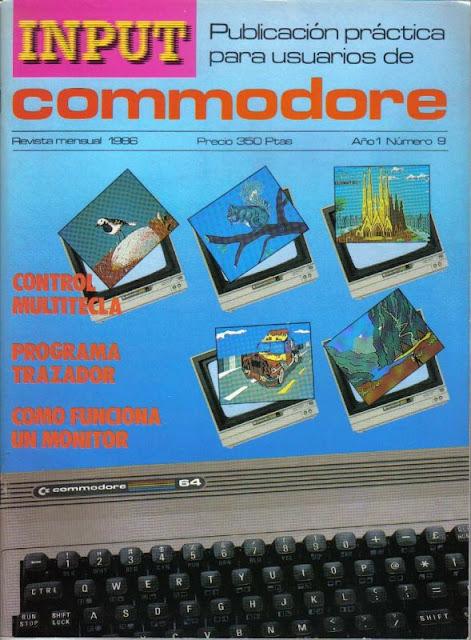 Input Commodore #09 (09)