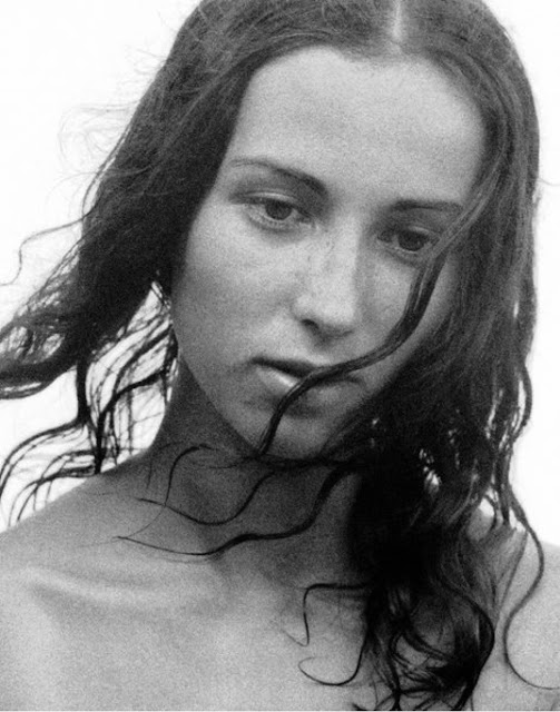 Botticelli Girl, Fire Island, Paul Himmel (1950)