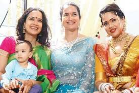 Sameera Reddy Family Husband Son Daughter Father Mother Age Height Biography Profile Wedding Photos
